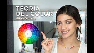 Como Combinar Colores en Maquillaje - Teoría del color
