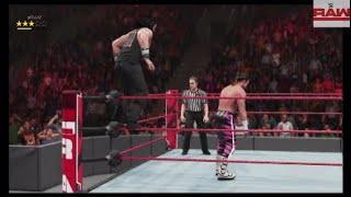 Elias vs. Dolph Ziggler | WWE RAW: November 5, 2018
