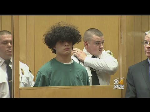 Lawrence Teen Arraigned For Brutal Murder