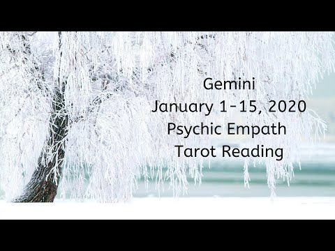 Gemini, Your Reading Brought Me To Tears-- A Rebirth Like No Other // Psychic Empath Tarot Reading