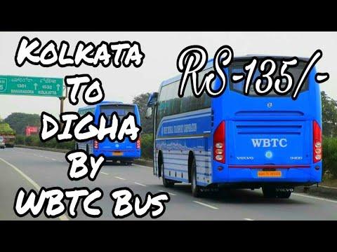 Kolkata to Digha Road Trip With Pulak | New Digha  Beach | New Digha Market Street Food
