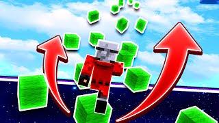 НОВЫЙ МИНИ РЕЖИМ НА СЕРВЕРЕ С КОРОЛЕМ ФЕРМЫ! ПАРКУРЧИК В МАЙНКРАФТЕ! Minecraft parkour