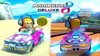 LA COMBINACIÓN MUSICAL DE MARIO KART 8 DELUXE | Nintendo Switch