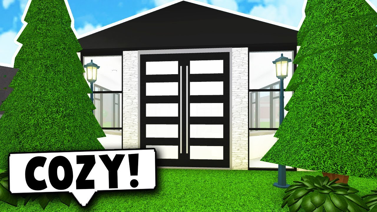 I DID THE 5x5 HOUSE CHALLENGE ON BLOXBURG! (Roblox