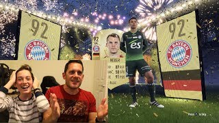 We Packed Manuel Neuer!! - Insane Fifa 18 FUT Pack Opening