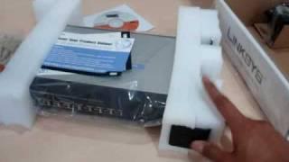 SYS2U.COM - แกะกล่อง Cisco SMB SRW2008P  8-port Gigabit POE Switch