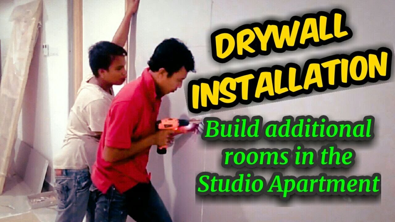 Installation of plasterboard ceiling. Installation technology. Apartment repair 100