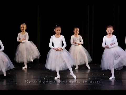 Steps of Faith 2013 Nativity Ballet - Away in a manger