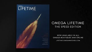 OMEGA Lifetime – The Speed Edition