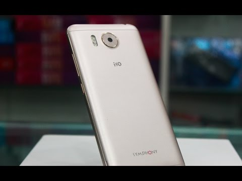 Symphony i50 Review (Budget Smart Phone )