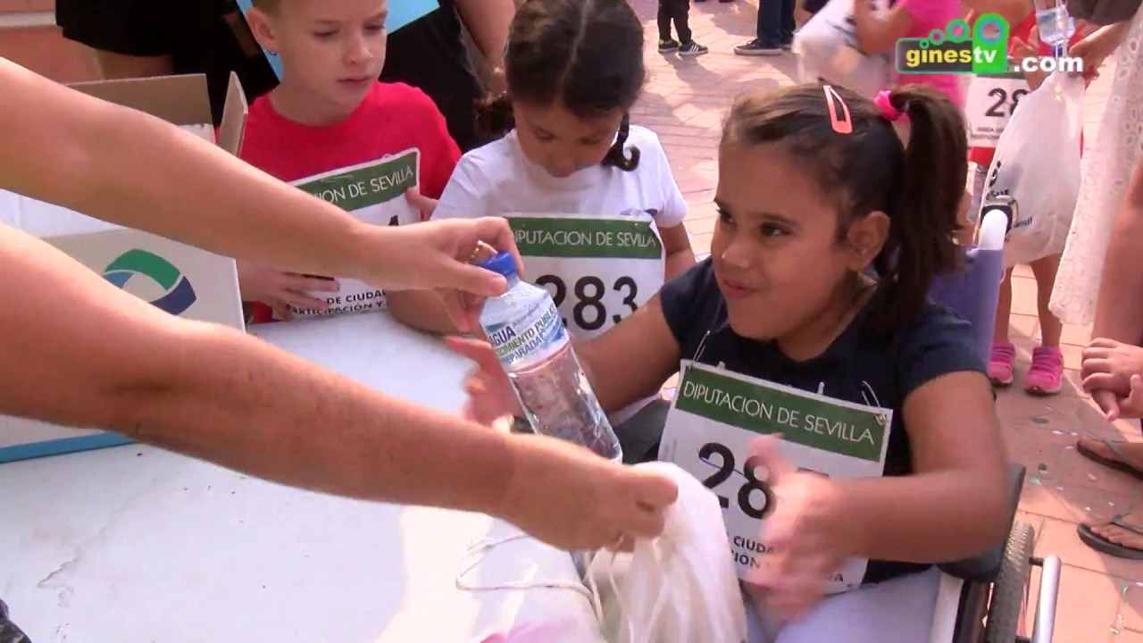 Este sábado día 1 llega la cuarta edición de la Carrera Popular Infantil 'San Ginés'