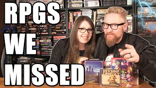 RPGS WE MISSED IN 2019 - Happy Console Gamer