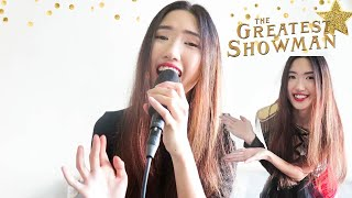 Never Enough - The Greatest Showman (Cover by Lois)  + showing you my Greatest Showman PARADE OUTFIT