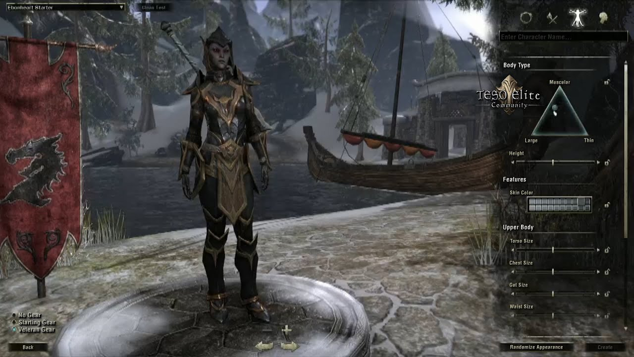 How To Build A Good Character In Elder Scrolls Online