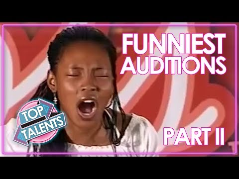 FUNNIEST AUDITIONS EVER!! X Factor, Idols & Got Talent PART 2 | Top Talent