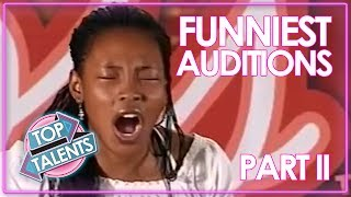 Funniest auditions ever