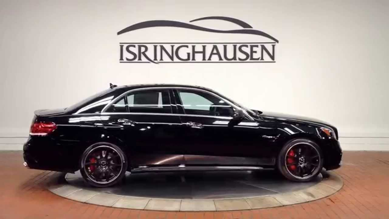 2014 Mercedes Benz E63 Amg S Model 4matic Call 877 364 5945 Youtube