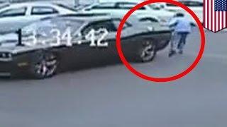 Hit and run accident: grandma left for dead by Huntington Beach speeder - TomoNews