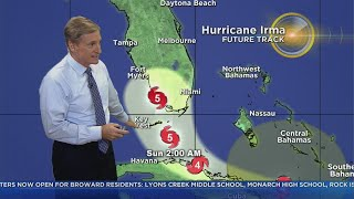 Keys Bracing For Worst Storm Since 'The Great Labor Day Hurricane' Of 1935