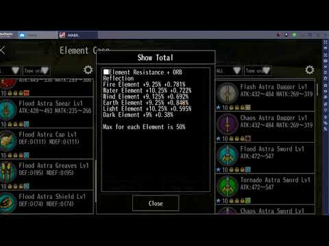 Lets Check The New Class Aegis And Gears Settings Avabel Online