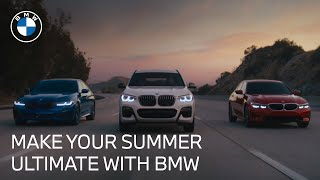 homepage tile video photo for Make Your Summer Ultimate: The BMW Ultimate Summer On Sales Event 2021   BMW USA