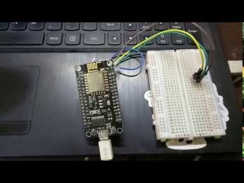 ESP8266 Deep Sleep Mode for Less Power Consumption