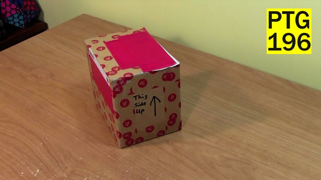 Puzzle Gift Box Unboxing