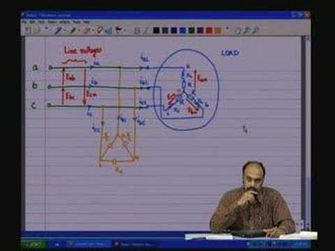 Lecture - 32 Three Phase System - 3 thumbnail