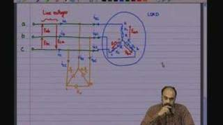 Lecture - 32 Three Phase System - 3