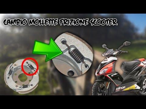 Come sostituire la cinghia di trasmissione al vostro scooter