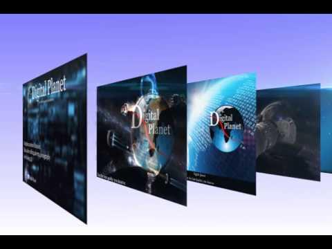 Digital Planet .motion graphics