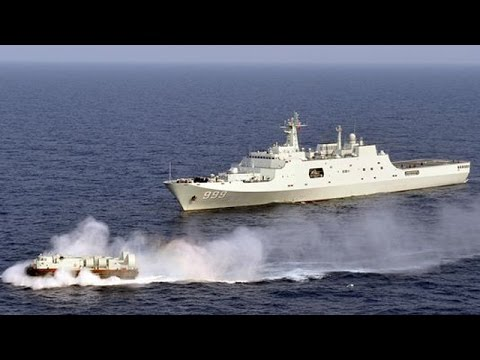 Chinese dominance in South China Sea raises alarm