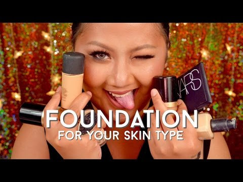 Foundation For Your Skin Type (Bahasa Indonesia) | delaniamarvella