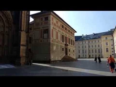 Прага. Пражский Град.