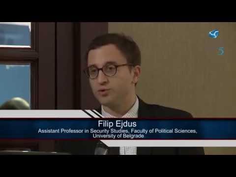 BSF 2015: Academic Event: Filip Ejdus, Welcoming Speech
