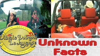 Dilwale Dulhaniya le jayenge | Unknown facts | Saahil Chandel | Shahrukh Khan | Kajol
