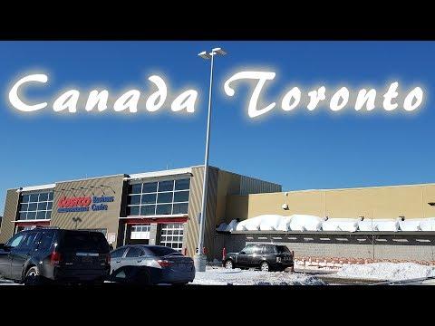 Costco Business Center Toronto Grocery Shopping Canada Продуктовые покупки в Костко | Étoile Tube