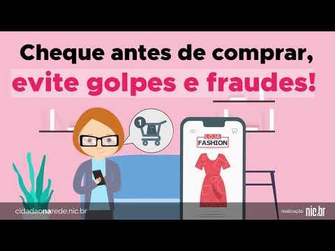 [Cidadão na Rede] Nas compras on-line verifique o vendedor