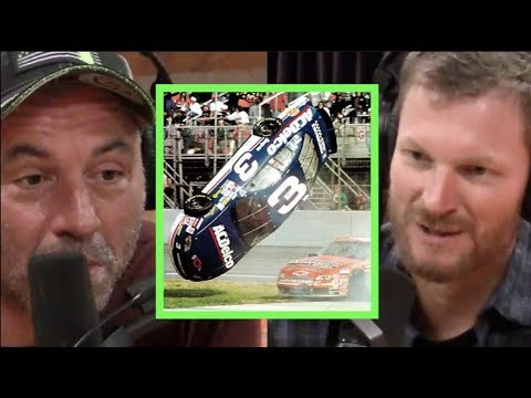 The Man Cave -  Dale Earnhardt Jr. on What It's Like to Flip a Car