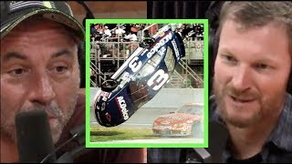 Joe Rogan - Dale Earnhardt Jr. on What It's Like to Flip a Car