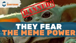 SJW's Try To Cancel Baby Yoda! Demanding Disney Censor Internet! Star Wars: The Mandalorian