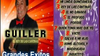 GUILLER - GRANDES EXITOS