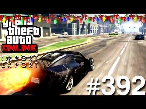 GTA5 Online | UPDATE Import / Export : Mașina racheta | Episodul 392
