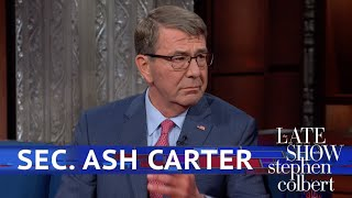 Sec. Ash Carter: 'Not Enough Was Done' To Stop Russia In 2016