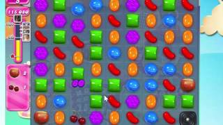 Candy Crush Saga Level 1210  NO BOOSTERS!