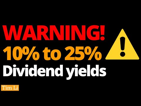 high-dividend-yield-stocks-are-dangerous