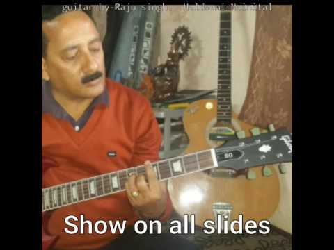 Lag ja galey se.....by guitar raju singh - YouTube