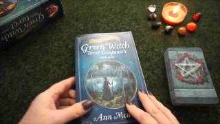 Deck Review: The Green Witch Tarot Pt 1 Major Arcana