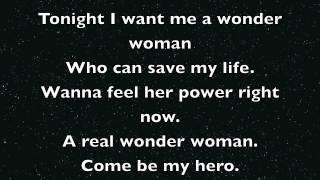 Tyga ft. Chris Brown - Wonder Woman w/ Lyrics