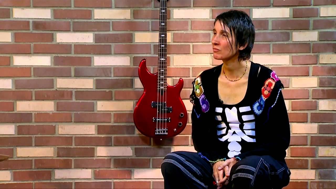 Andrea Echeverri: Entrevista Realizada A Andrea Echeverri De Aterciopelados